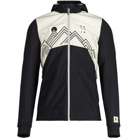 Maloja JariM. Multisport WB Hooded Jacket Men moonless